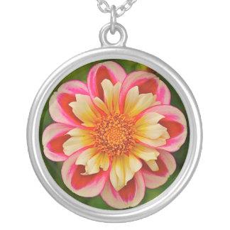 Dahlia necklace