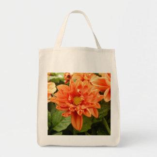 Dahlia Series Tote Bag