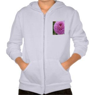 Dahlia Hooded Sweatshirts