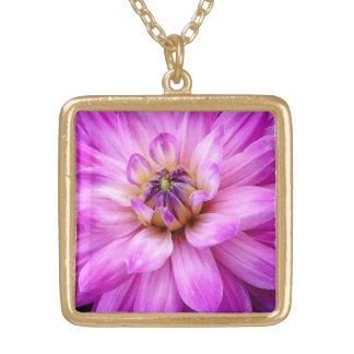 Dahlia (violet) Necklace