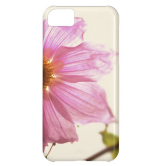 Dahlia Whiteout iPhone 5C Cases