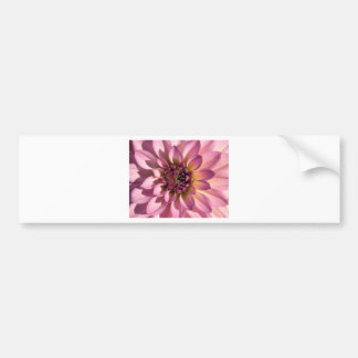 Dahlia - WOWCOCO Bumper Sticker