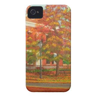 Dahlonega Gold Museum Autumn Colors iPhone 4 Cover