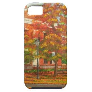 Dahlonega Gold Museum Autumn Colors iPhone SE/5/5s Case