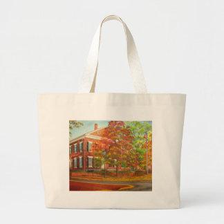 Dahlonega Gold Museum Autumn Colors Large Tote Bag