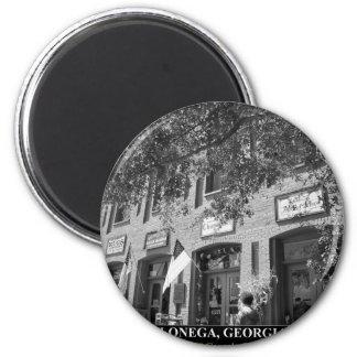 DAHLONEGA - Home of the 1828 Georgia Gold Rush Magnet