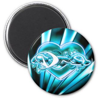 Dai 2 Inch Round Magnet