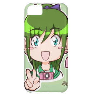 Dai Anima Club Character iPhone 5 Character Case