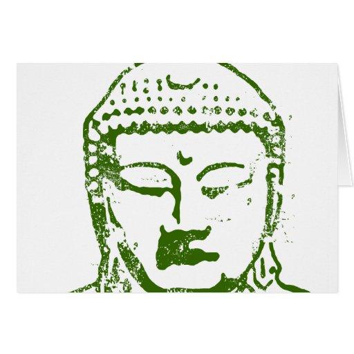 Daibutsu / Buddha Card