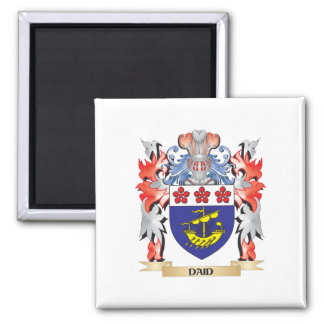 Daid Coat of Arms - Family Crest Magnet