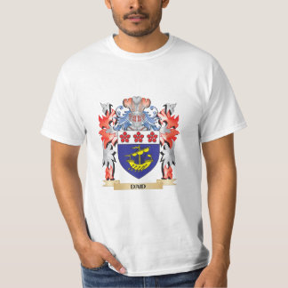 Daid Coat of Arms - Family Crest T-Shirt