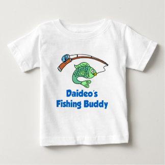 Daideo's Fishing Buddy Tee Shirt