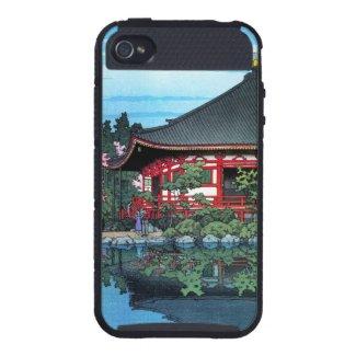 Daigo Denpo Temple Kyoto Hasui Kawase hanga Case For iPhone 4