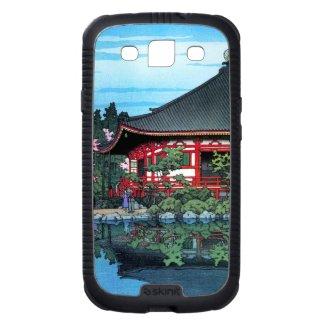 Daigo Denpo Temple Kyoto Hasui Kawase hanga Samsung Galaxy SIII Covers