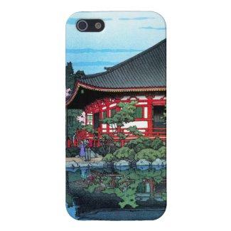 Daigo Denpo Temple Kyoto Hasui Kawase hanga Case For iPhone 5