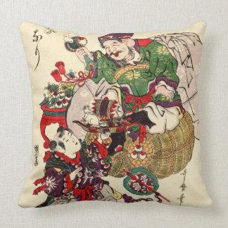 Daikokuten 1806 pillow