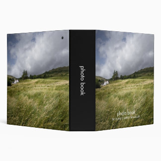 Dail Righ Photo Book 3 Ring Binder