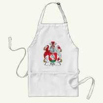 Daile Family Crest Apron