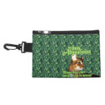 Daily Abyssinian Clip-On Gadget Bag Accessories Bags
