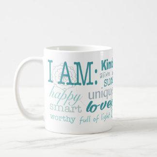 Daily Affirmations Coffee Mug
