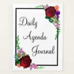 Daily Agenda Journal Planners