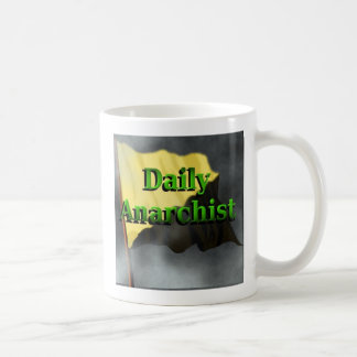 Daily Anarchist Coffee Mug