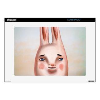 Daily Bunny Laptop Skin