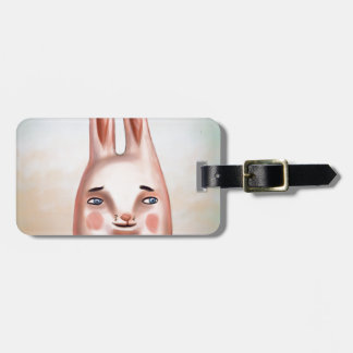 Daily Bunny Luggage Tag