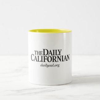 Daily Cal mug