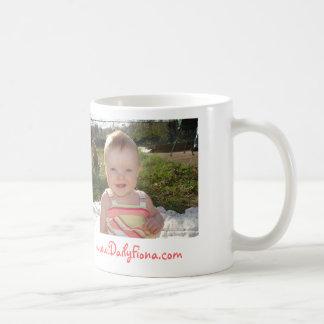 daily fiona mug