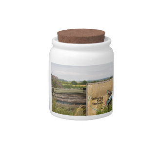 Daily Freshness Candy Jars