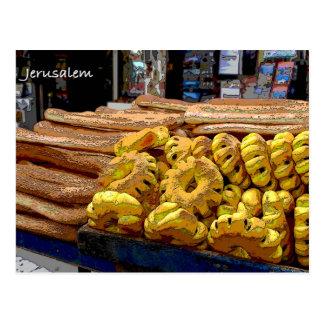 Daily life in Jerusalem Postcard