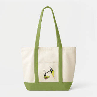 Daily Monster Papers 017 Tote Bag