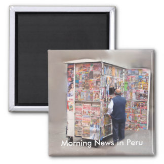 Daily News Magnet