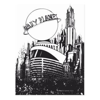 Daily Planet Postcard