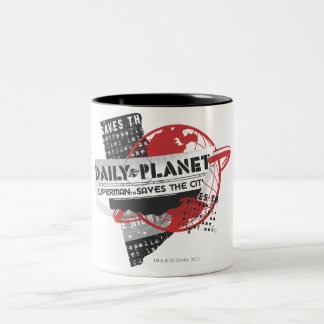 Daily Planet - Saves the City Coffee Mugs