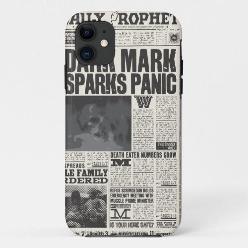 Daily Prophet Front Page Phone Case