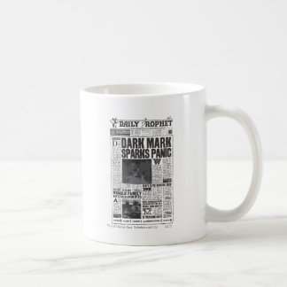 Daily Prophet Front Page Classic White Coffee Mug