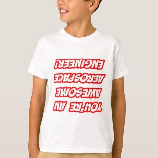 Daily Reminder...Awesome Aerospace Eng T-Shirt
