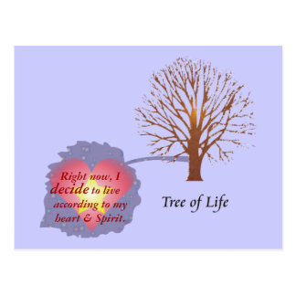 Daily Reminder - Tree of Life Postcards