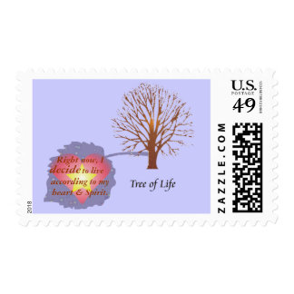 Daily Reminder - Tree of Life Stamp
