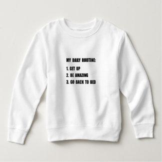 Daily Routine Sweatshirt
