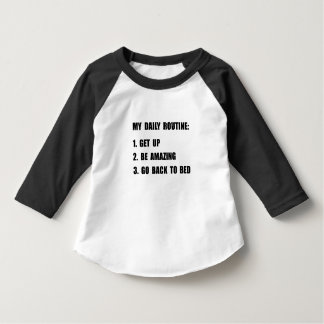 Daily Routine T-Shirt