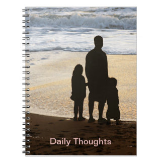 Daily Thoughts Notebook