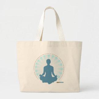 "DAILY WORD® ""Inner Peace"" Canvas Bag"