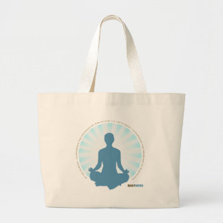 "DAILY WORD® ""Inner Peace"" Canvas Bag"