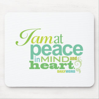 "DAILY WORD® ""Inner Peace"" Mousepad"
