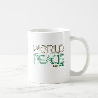 "DAILY WORD®  ""World Peace"" Mug"