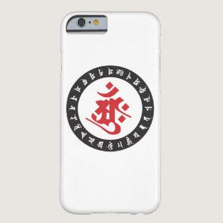 Dainichi Taizo Sanskrit character/Dainichi buddha Barely There iPhone 6 Case