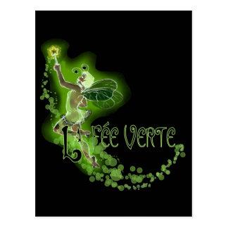 Dainty Absinthe La Fee Verte I Postcards